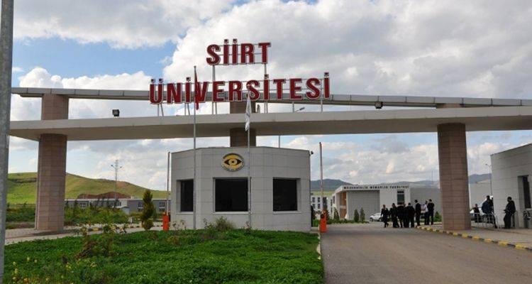 Siirt Üniversitesi Kezer Yerleşkesi Çarşı İnşaatı İşi İhaleye Çıkıyor