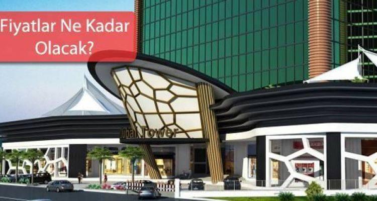Dubai Tower İstanbul Mart'ta Resmen Satışta