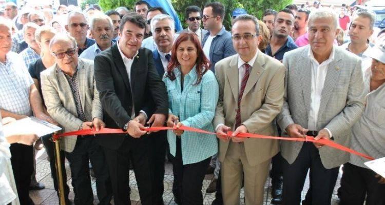 Çeştepe Yerel Hizmetler Merkezi Hizmete Açıldı!