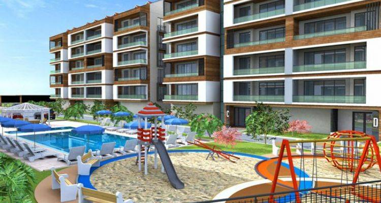Yelkovan Evleri Projesi Haziran 2015'te Teslim!