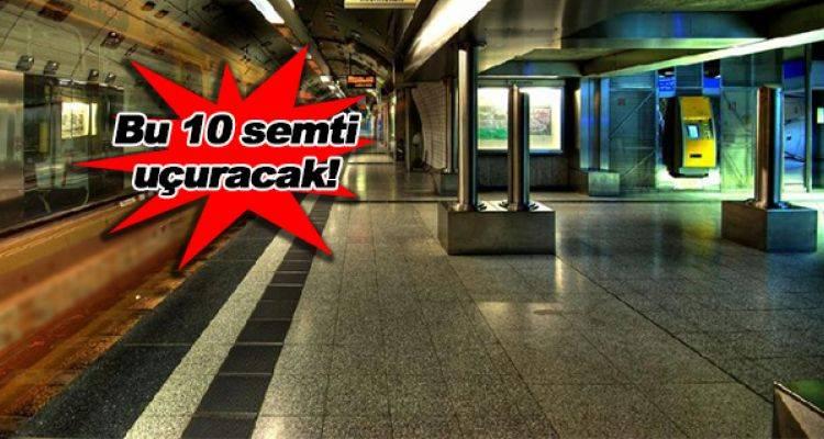Yenikapı Sefaköy Metro Hattı İçin İlk Adım Atıldı!