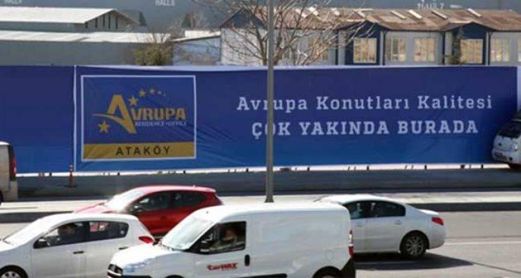 Avrupa Residence & Office Ataköy Ön Talep Aşamasında
