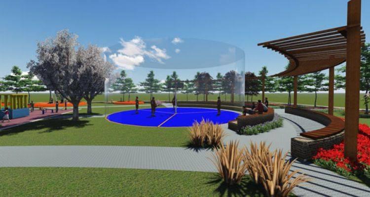 Buca'ya 2016'da 15 Yeni Park Yapılacak!