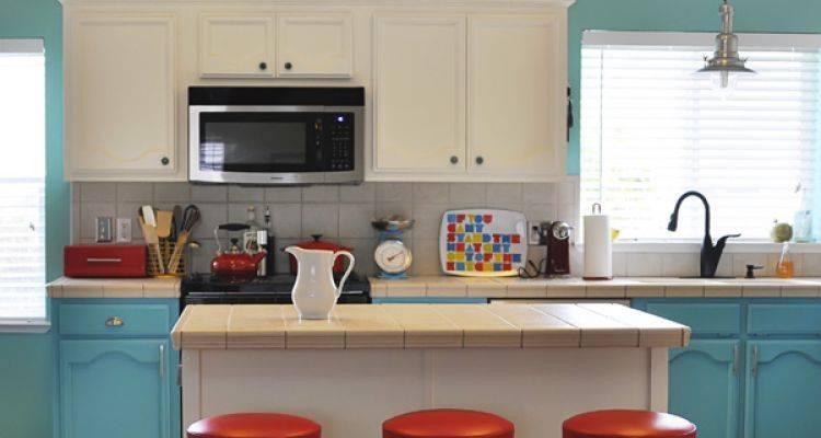 Küçük Mutfaklar İçin Büyük İpuçları
