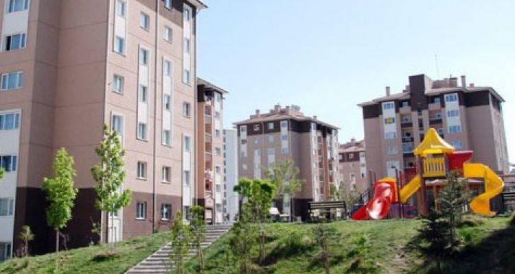 Toki Ankara Altındağ Cinderesi'nde 824 Konutluk Yeni Proje Yapacak