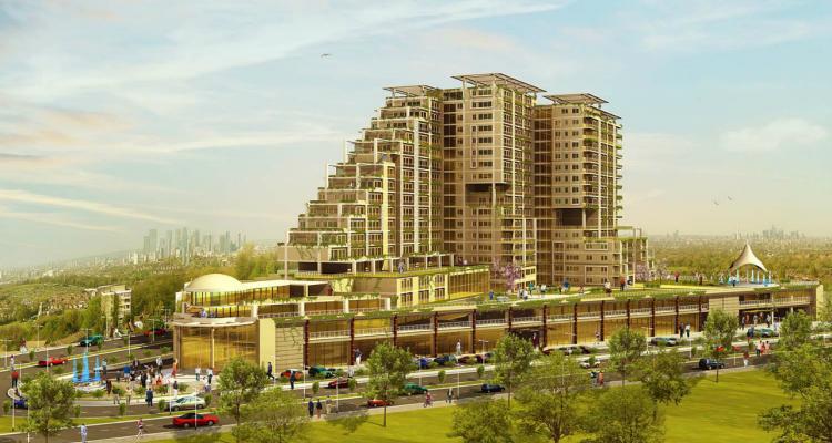 Kübist Park Residence 90 Bin Liradan Başlayan Fiyatlarla