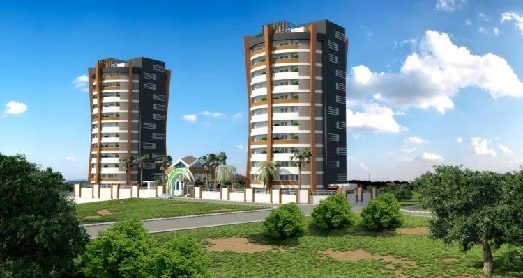 Hak Residence İhlas'da Fiyatlar 42 Bin 900 Euro'dan Başlıyor