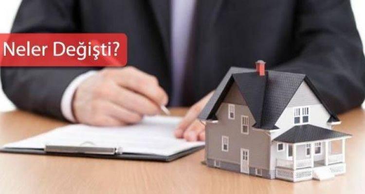 Konut Kredisinde Yeni Düzenlemeler Yürürlükte