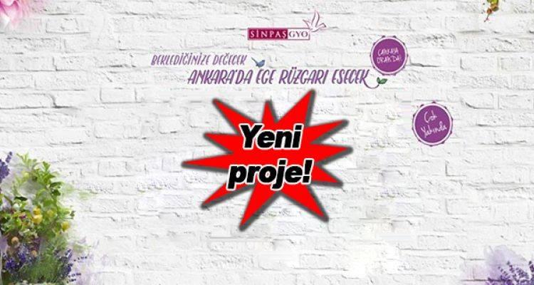 Sinpaş GYO'dan Ege Konseptli Ankara Projesi!