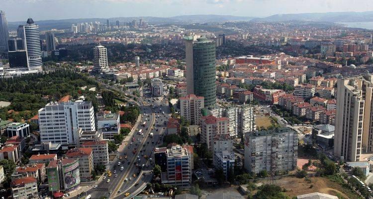 İstanbul'un En Yüksek Ofis Kirası Bu Bölgede