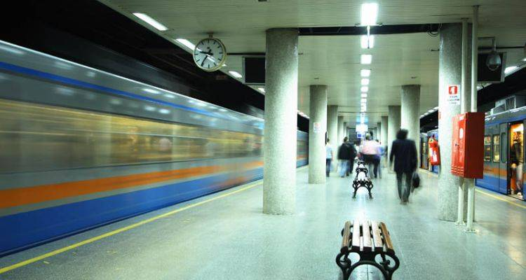 Kirazlı Halkalı Metro Hattı İçin Düğmeye Basıldı
