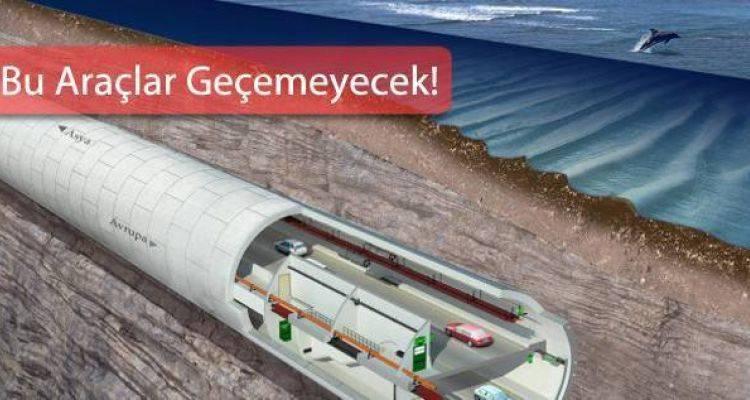 Avrasya Tüneli Projesinde Sona Doğru