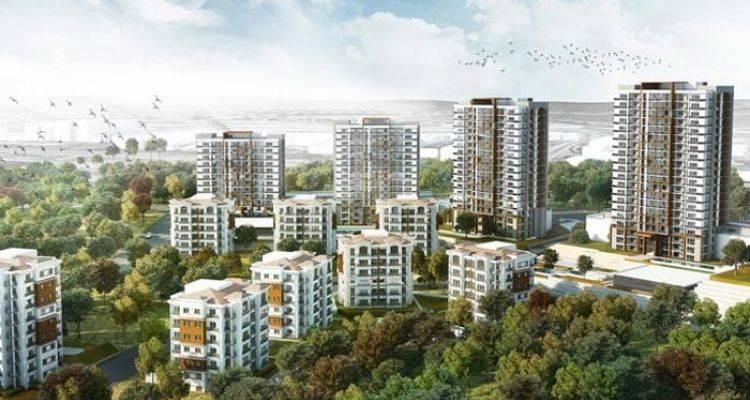 Vadişehir Projesi 550 Milyon Yatırımla Yükseliyor