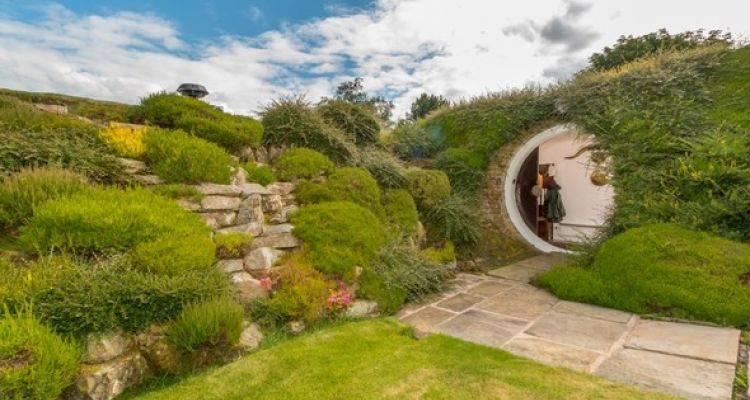 41 Yıllık Hobbit Evi 700 Bin Sterline Satılıyor