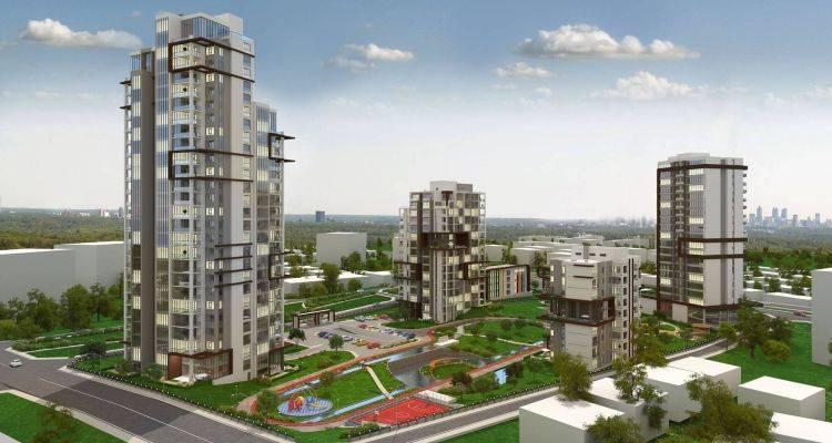 Park Alyans Projesinde 413 Bin TL'den Başlıyor