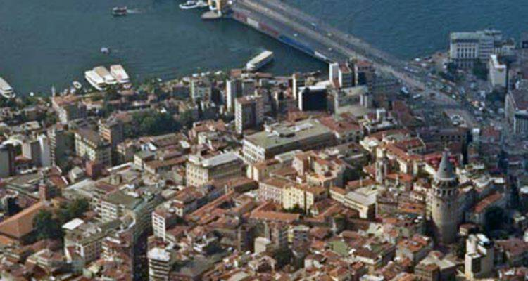 Beyoğlu Kentsel Sit Alanı Koruma Planı Danıştay'dan Döndü