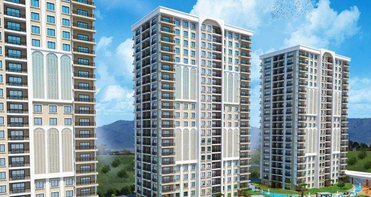 Evim Yüksekdağ Projesinde 245 Bin TL'ye 2+1