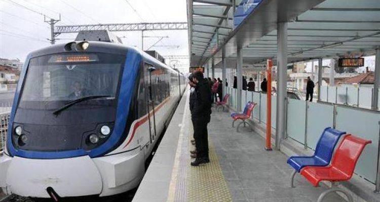 İzban Torbalı Metro Hattı Açıldı