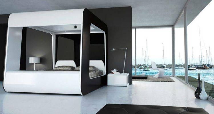 En Lüks Yatak Tasarımı