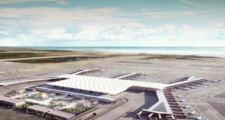 3. Havalimanı'nda Drenaj Çalışmaları Başladı!