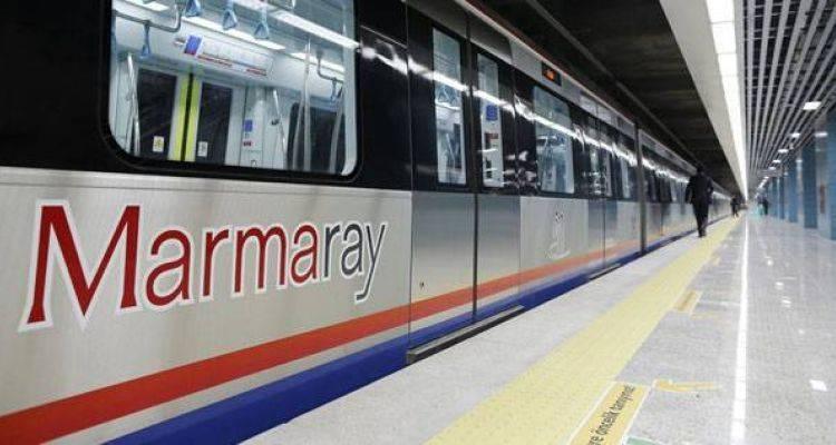 Marmaray 2 Yılda Türkiye Nüfusunun 1,5 Katını Taşıdı