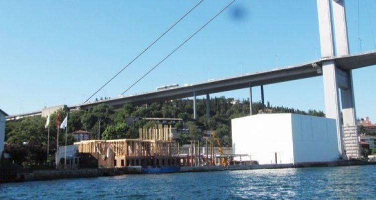 THY Boğaz'ın Dibine 7 Yıldızlı Otel İnşa Ettiriyor