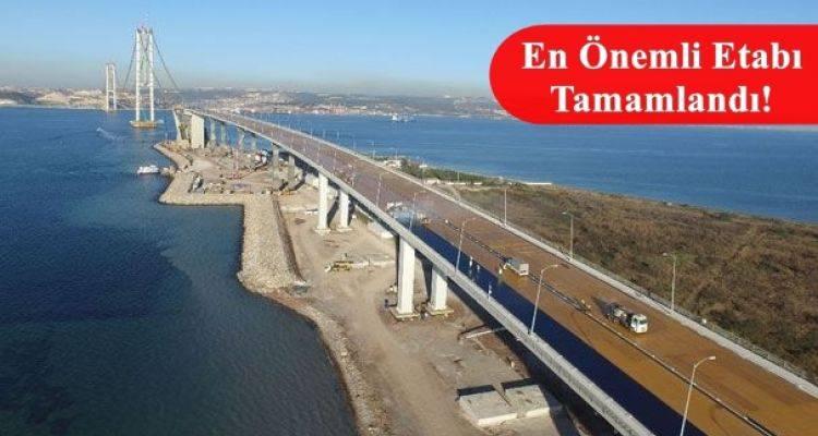 Gebze İzmir Otoyolu Bu Bölgeleri Şaha Kaldıracak