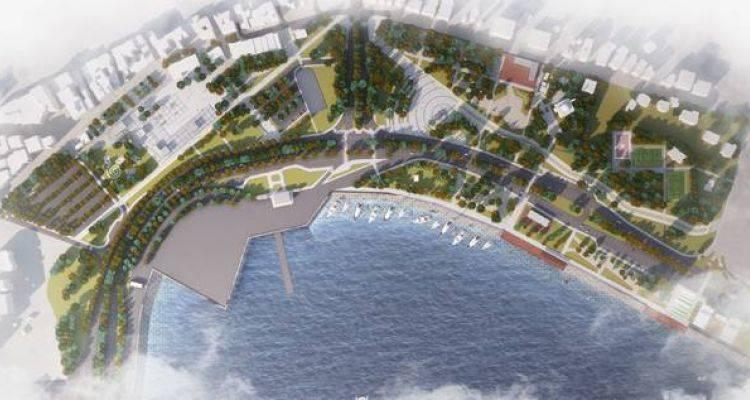 Pendik Sahil Parkı Projesinde Son Etaba Geçildi