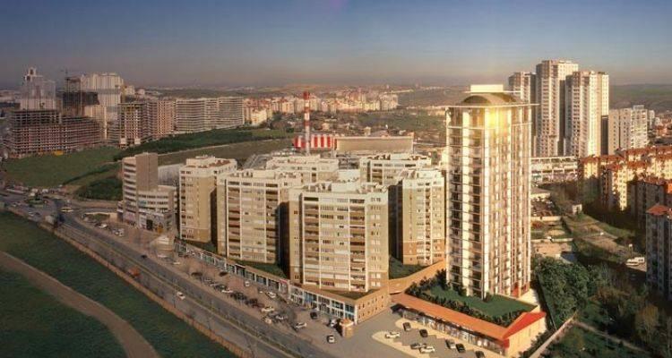 NLive Bahçeşehir Projesinde 299 Bin Liraya Daireler!