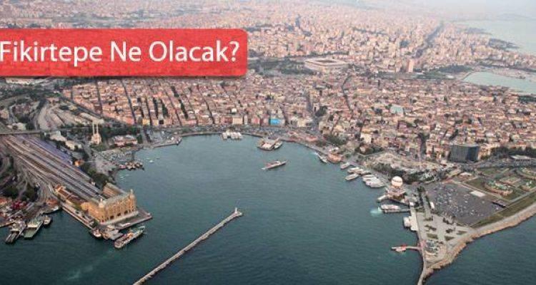 Kadıköy'e Kat Sınırı Geldi