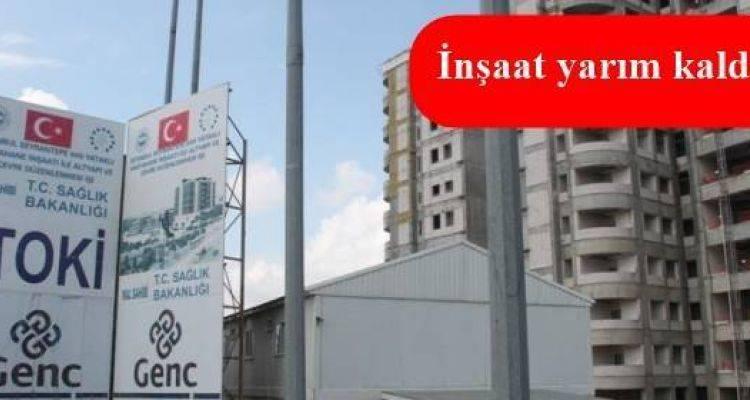 Seyrantepe Hastanesi Bugün İhaleye Çıkıyor