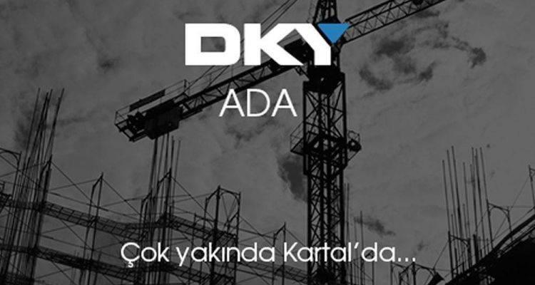 DKY Ada Projesi Şubat'ta Satışta