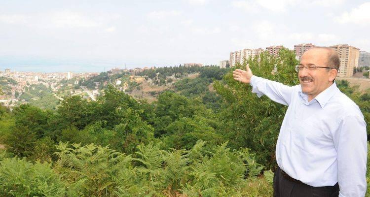 Trabzon Botanik Park'ta Çalışmalar Aralıksız Sürüyor!