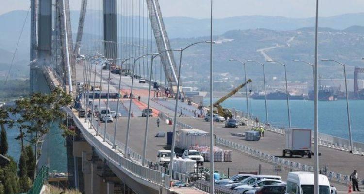 Osmangazi Köprüsü Geçiş Ücretinde İndirim