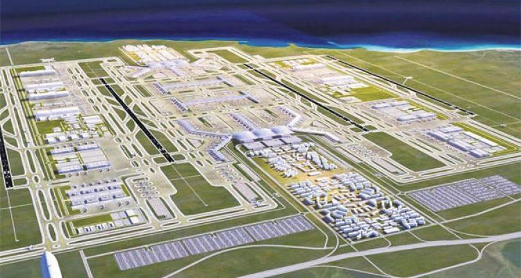 3. Havalimanı İçin Enerji Yatırım Çalışmaları Sürüyor!
