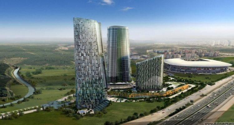 Skyland İstanbul Projesinde 48 Ay 0 Faizle
