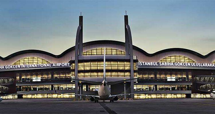Sabiha Gökçen Havalimanı'nın Tamamı Satın Alındı