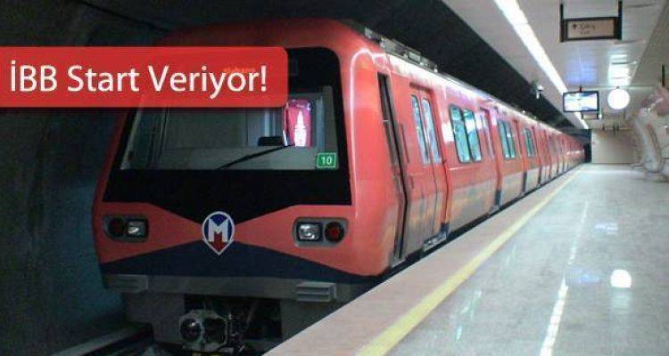 İstinye İTÜ Kağıthane Metro Hattı İhaleye Çıkıyor