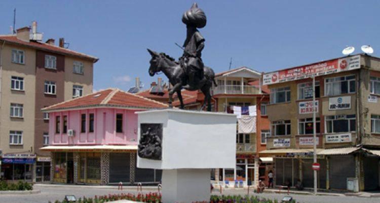 Konya Akşehir'e Nasreddin Hoca Köyü!
