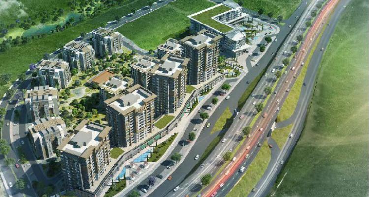 Asaf'tan İkitelli'de Yeni Proje: Başakşehir 1409-1