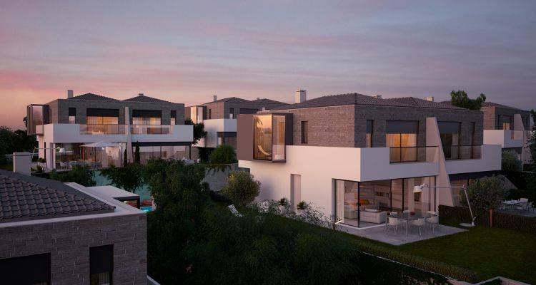 Mono Terrace 18 Adet Özel Villadan Oluşuyor