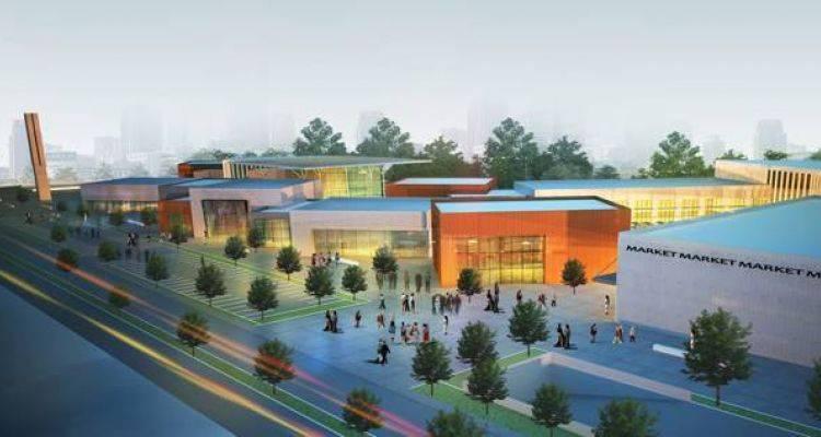 Bursa Yıldırım'a Alışveriş ve Yaşam Merkezi Geliyor