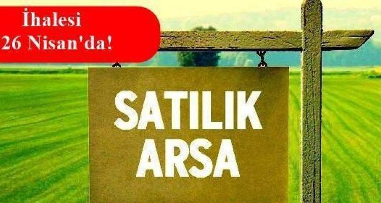 Beyoğlu Belediyesi'nden Satılık Arsa