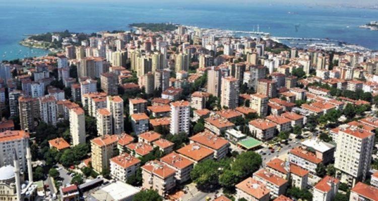İstanbul'da Konut Fiyatları Son 1 Yılda Yüzde 19 Arttı