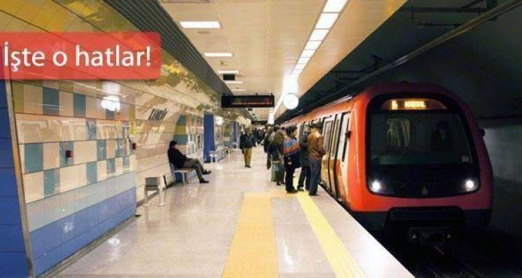 2016'da Açılacak Metro Hatları