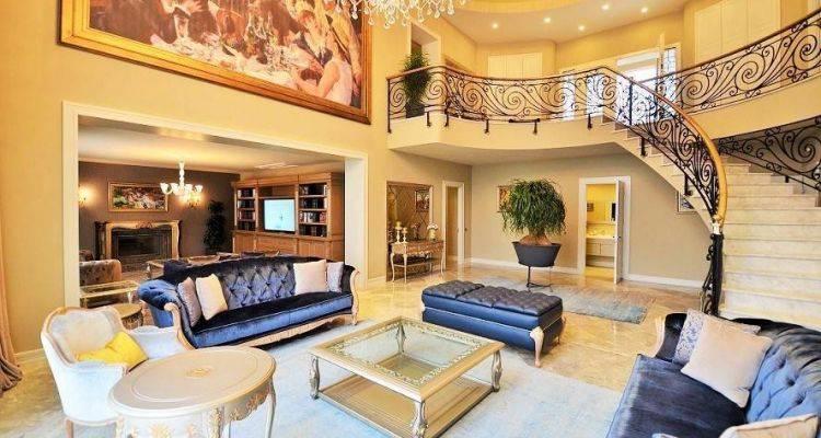 Batı Mahal Projesinde 940 Bin Dolara Villa