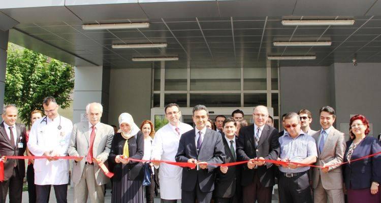 İstanbul'un En Büyük Acil Servisi Açıldı!