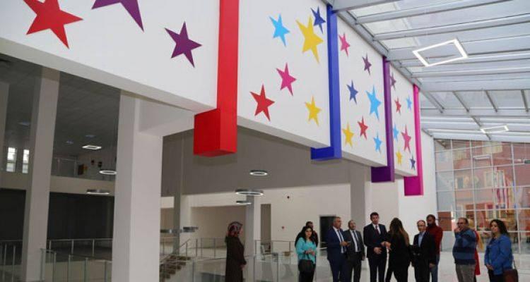 Sivas Çocuk Oyun Kütüphanesi Kasım'da Açılıyor!
