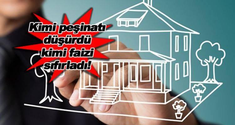 Hemen Teslim Kampanyalı Evler 2015!