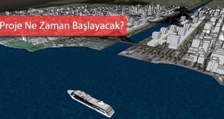 Kanal İstanbul İçin Yeni Güzergah Gündemde